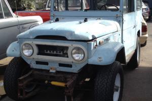 Toyota : Land Cruiser 2 Door Hard Top