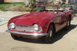 Triumph : Other 4 cylinder