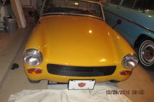 like new 1966 austin healey