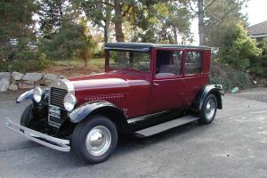 Rare 1925 Hudson