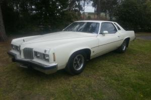 1977 Pontiac Grand Prix V8 Auto Excellent Cond MAY Swap Torana Monaro VE Wagon in Nowra, NSW