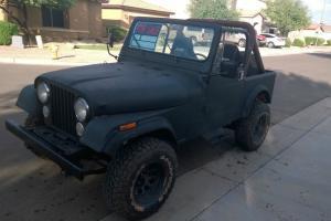 Jeep : CJ base