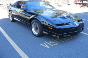 Pontiac : Trans Am Coupe