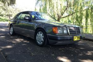 Merdes Benz 300 CE 1988 2D Coupe 4 SP Automatic 3L Electronic F INJ in Croydon, NSW