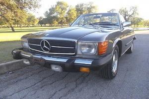 450 Sl 1979 1978 1980 Mercedes convertibleantique