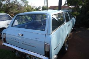 Holden HG Wagon RSA Photo