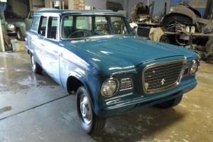 Studebaker Lark Wagon Photo