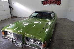 Mercury : Cougar Runs Drives Great 351V8 AC Pwr Wind