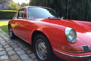 Porsche : 911 911 T