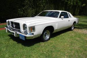 Chrysler : 300 Series 300