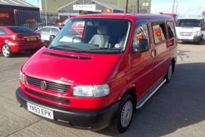 Volkswagen TRANSPORTER T4 2.5 LONG NOSE 88BHP SWB KOMBI **NO VAT**
