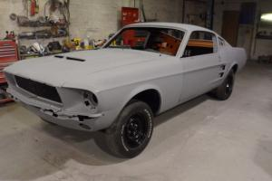 1967,1968 Ford Mustang Fastback,Eleanor clone