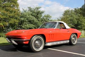 Chevrolet : Corvette Vinyl