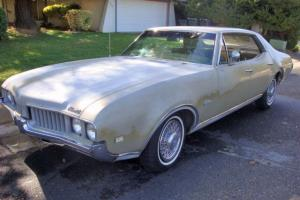 Oldsmobile : Cutlass Cutlass Supreme