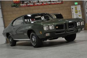 Pontiac : GTO Ram Air IV