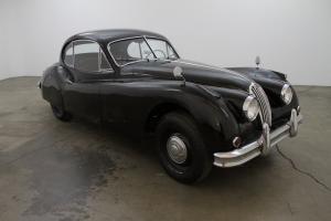 Jaguar : XK 140 Fixed Head Coupe Photo