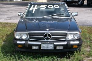 Mercedes-Benz : SL-Class SL 560