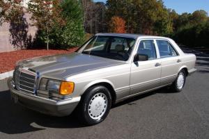 Mercedes-Benz : 300-Series SE