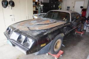 Pontiac : Firebird Black