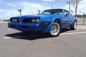 Pontiac : Trans Am Firebird