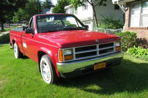 Dodge Dakota factory convertible