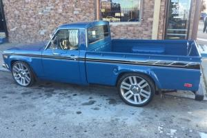 1974 mazda rotary pick up truck full restoration