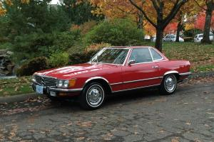 Mercedes-Benz 450SL Only 21k Miles View Over 75Pictures