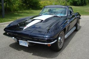 Chevrolet : Corvette Stingray Coupe Photo