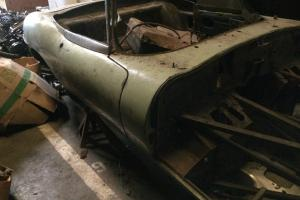 Jaguar : E-Type series 2 roadster Photo