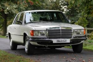 Mercedes-Benz 280S | Just 8000 Miles From NEW | Stunning