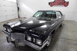 Cadillac : DeVille Runs Drives Nice Body Interior VGood 472V8 Daily