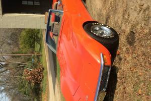 Chevrolet : Corvette SOLID FRAME NO RUST