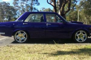 Datsun 1600 With 13B Turbo Rotary Engineered in Lake Munmorah, NSW