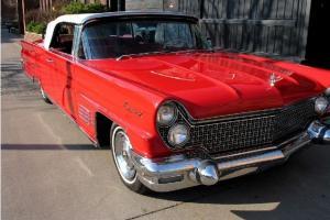 Lincoln : Continental Mark V