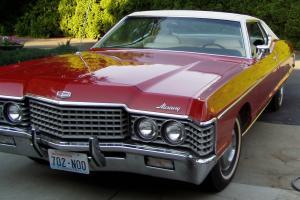 Mercury : Monterey Custom