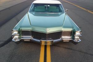 Cadillac : DeVille 2 Door Convertible