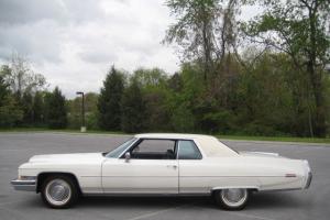 Cadillac : DeVille Coupe DeVill