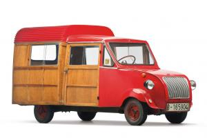 Very Complete and Original Microcar