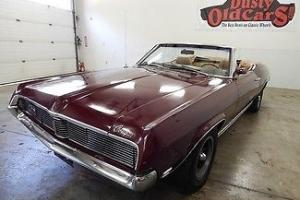 Mercury : Cougar XR7351Hurst4Spd54kRunsDrivesGreat BodyInterVGood Photo