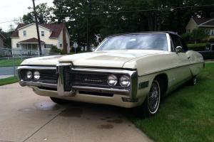 Pontiac : Bonneville 2 door convertible Photo