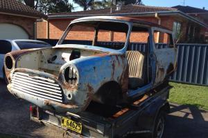 Morris Mini VAN in Taree, NSW