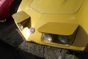 Chevrolet : Corvette t-top Photo