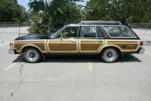 Chrysler : LeBaron Town and Country Photo