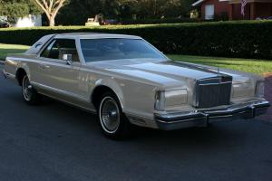 Lincoln : Mark Series MARK V - CARTIER TWO OWNER - 35K MI