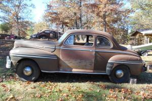 Mercury : Other Mercury Eight 6 pass sedan coupe