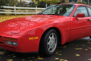 Porsche : 944 S