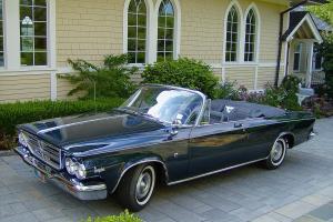 Chrysler : 300 Series Letter 300K Photo