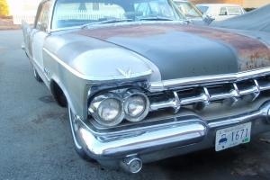 Chrysler : Imperial Crown 4 door hard top