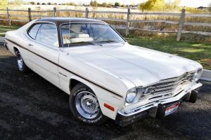 Plymouth : Duster Valiant duster