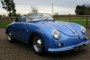 Chesil Speedster Porsche 356 replica